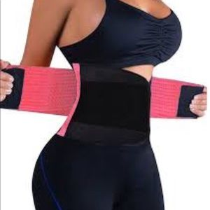 S belt waist trainer small neutral color